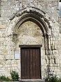 Wacquemoulin - Église Saint-Christophe - Portail.jpg
