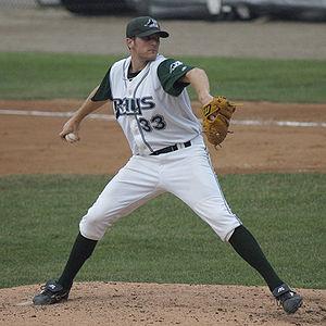 Wade Davis (baseball) - Image: Wade Davis 2006