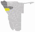 Wahlkreis Khorixas in Kunene.png