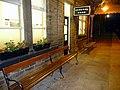 Waiting room on platform 1 - Hebden Bridge station - geograph.org.uk - 1602461.jpg