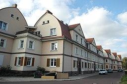 Siedlung in Bernburg