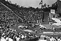 Waldbühne lelátói az 1936. évi nyári olimpiai játékok alatt. Fortepan 16316.jpg
