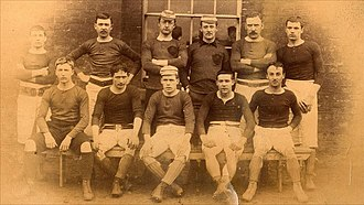 Wales national football team - The Wales side of 1887–88