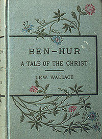 Ben-Hur: A Tale of the Christ cover