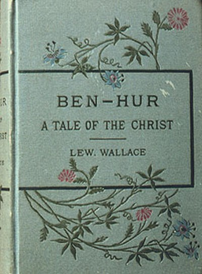 Picture of a book: Ben-Hur: A Tale Of The Christ