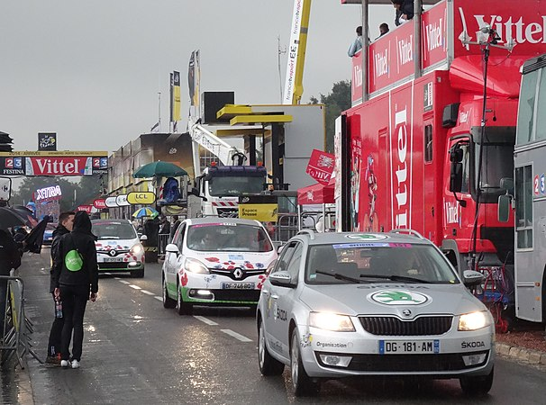 Wallers - Tour de France, étape 5, 9 juillet 2014, arrivée (A20).JPG