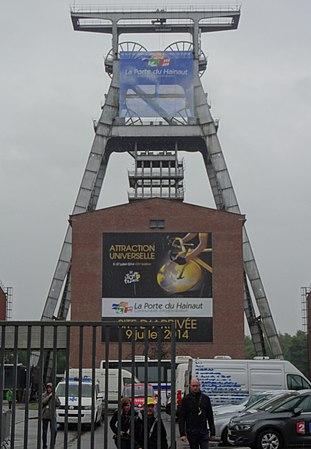 Wallers - Tour de France, étape 5, 9 juillet 2014, arrivée (A73).JPG