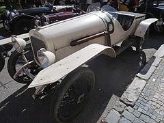 Walter WZ závodní (1921) na Zbraslav Jíloviště 2020 01.jpg