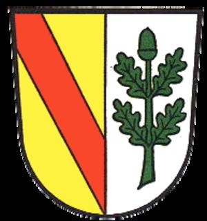 Eichstetten am Kaiserstuhl - Image: Wappen Eichstetten am Kaiserstuhl