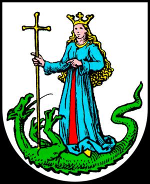 Bissersheim - Image: Wappen von Bissersheim