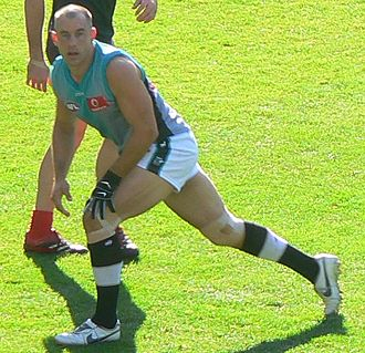 Showdown (AFL) - Warren Tredrea has kicked an equal record number of goals in a Showdown (7)