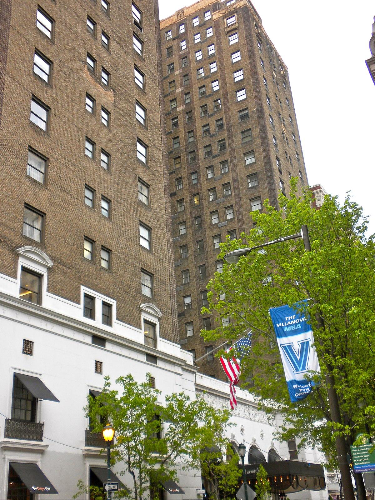 Warwick Hotel Rittenhouse Square Reviews