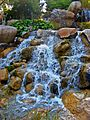 Waterfall at Japanese Water Garden.jpg