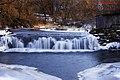 Waterfalls At Hyde S Mill Wisconsin (136668585).jpeg