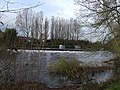 Weir on the River Ure, Boroughbridge - geograph.org.uk - 1582256.jpg