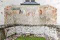 Weitensfeld Altenmarkt Pfarrkirche hl Aemilian Chorschluss Weltgerichts-Fresko 10082017 0306.jpg