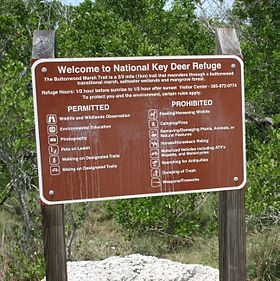 Image illustrative de l'article National Key Deer Refuge