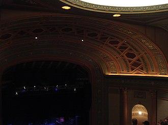 Wellmont Theater - Interior