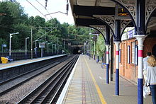 Welwyn North Station Car Park