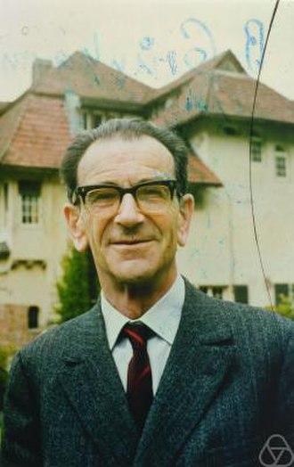 Werner Fenchel - Werner Fenchel, 1972