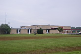 Harrison Township, Delaware County, Indiana - Wes-Del Middle/High School