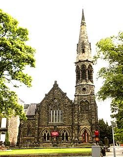West Park United Reformed Church, Harrogate United Reformed Church in Harrogate, North Yorkshire, England