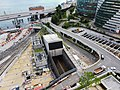 West Rail existing Track in Hung Hom view 202009.jpg