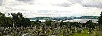 David Dougal Williams - Western Cemetery, Dundee, 2017