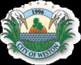 Weston, Florida - Image: Weston Logo