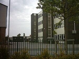 Wetherby High School - Image: Wetherbyhighschool