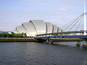 Scottish Exhibition and Conference Centre, sede del Festival de Eurovisión de Baile 2008.