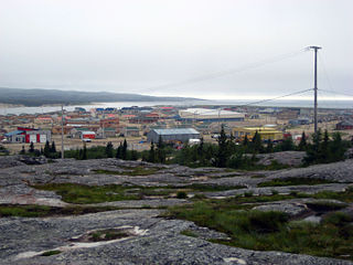 Kuujjuarapik Northern village municipality in Quebec, Canada