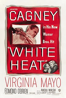 <i>White Heat</i> 1949 American film noir directed by Raoul Walsh