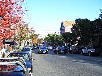 Wickenden Street - Image: Wickenden Street Providence RI 3
