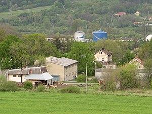 Wielopole, Nowy Sącz County - Image: Wielopole PGR
