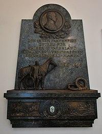 Schwarzenberg Uhlans Memorial