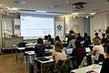 Wikidata goes Library Vienna WMAT 2019 04.jpg