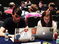 Wikimanía 2015 - Hackaton Day 1 - LMM - México D.F. (1).jpg