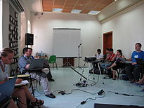 Wikimania 2011, Global South Meeting (001).JPG
