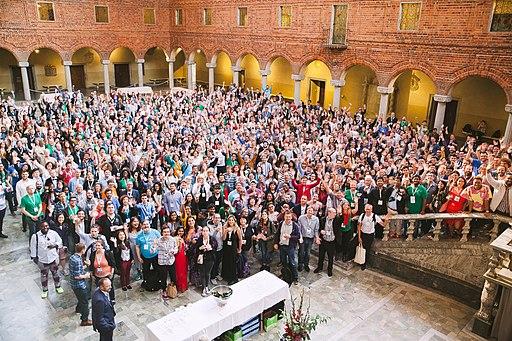 Wikimania 2019 Group Photo