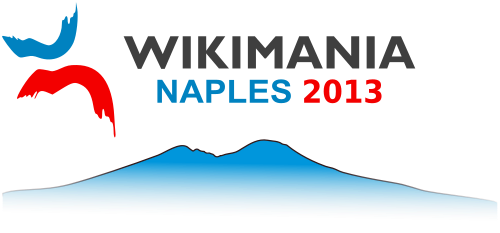 Wikimania Naples 2013 (2).svg