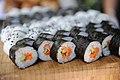 Wikimania Sushi.jpg