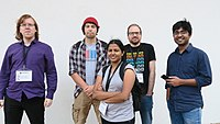 Wikimedia Hackathon 2017 IMG 4616 (34745795076).jpg