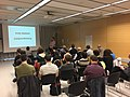 Wikimedia Open Science event CRG 2018 17.jpg
