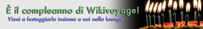 Wikivoyage Birthday Banner-it
