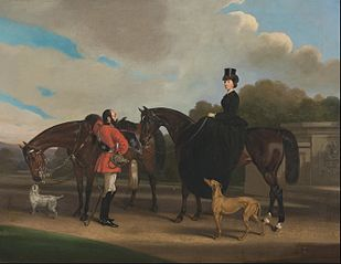 Lord and Lady Twemlow