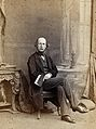 William Benjamin Carpenter. Photograph by Ernest Edwards, 18 Wellcome V0028427.jpg