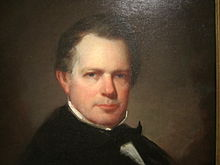 William Gilmore Simms at National Portrait Gallery IMG 4394.JPG