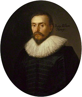 William Harvey English physician