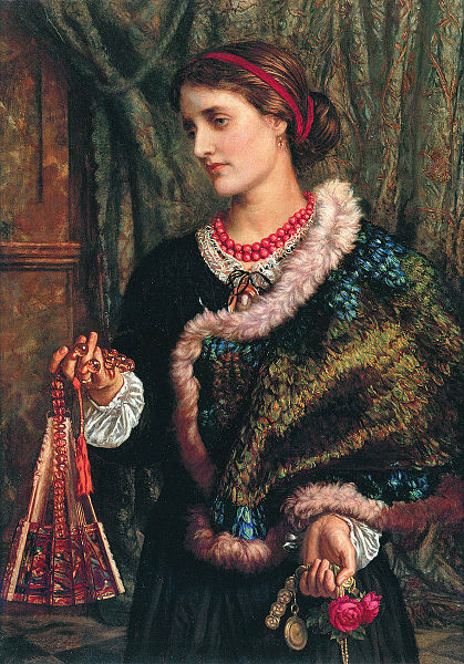 http://upload.wikimedia.org/wikipedia/commons/thumb/4/42/William_Holman_Hunt_-_The_Birthday.jpg/419px-William_Holman_Hunt_-_The_Birthday.jpg